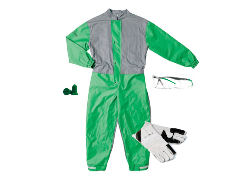 Keep your operators safe with our wide range of painting and blasting PPE