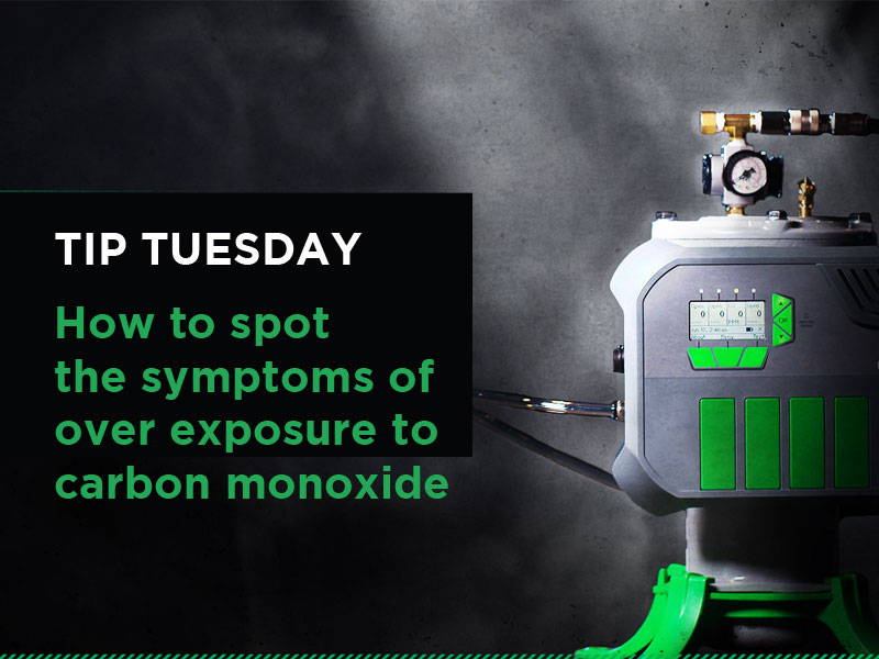 Tip #4 How to Spot the Symptoms of Over Exposure to Carbon Monoxide