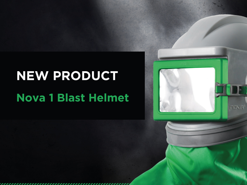 RS Blastech Launch New Nova 1 Blast Helmet