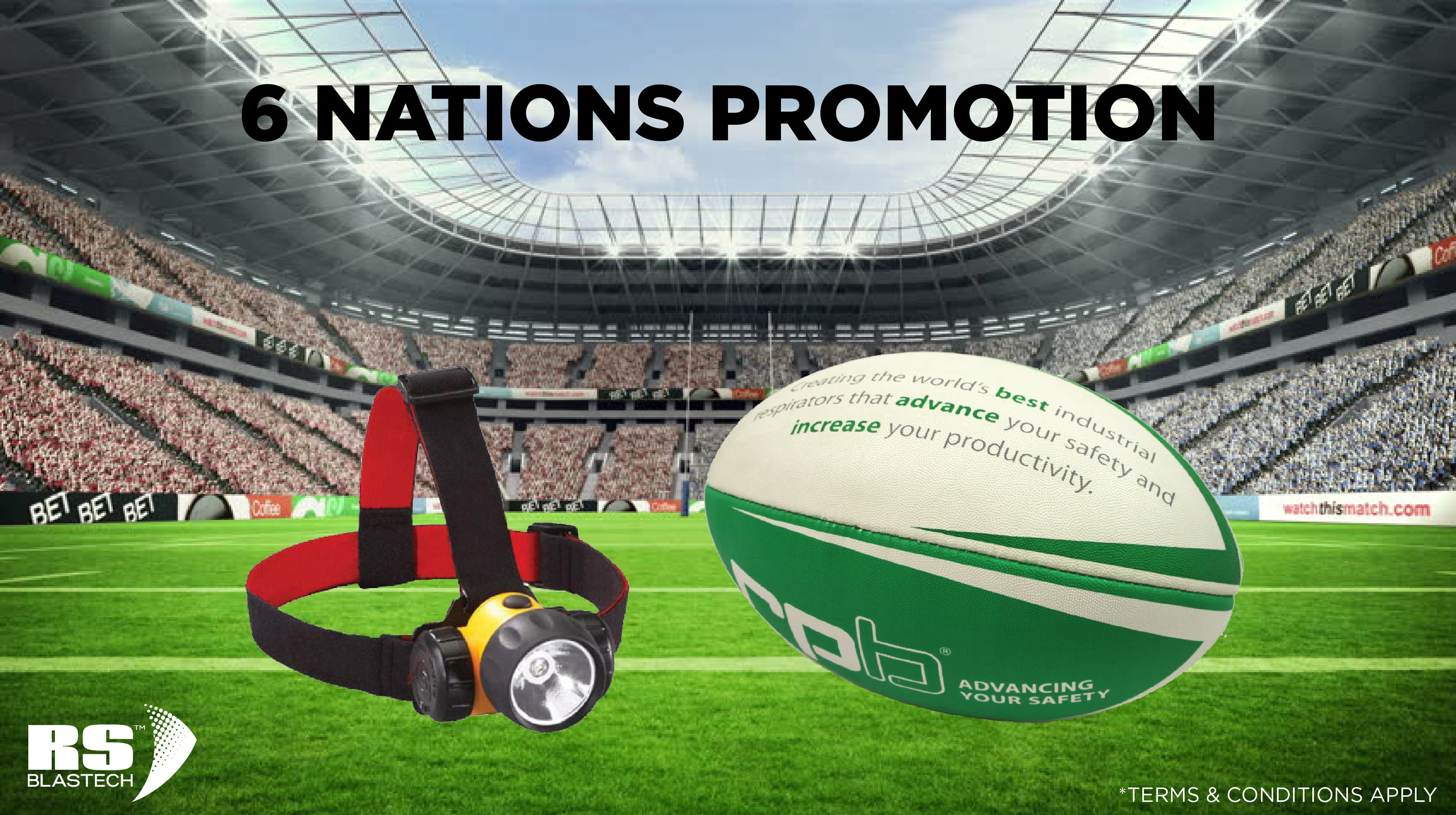 RBS 6 Nations Promotion
