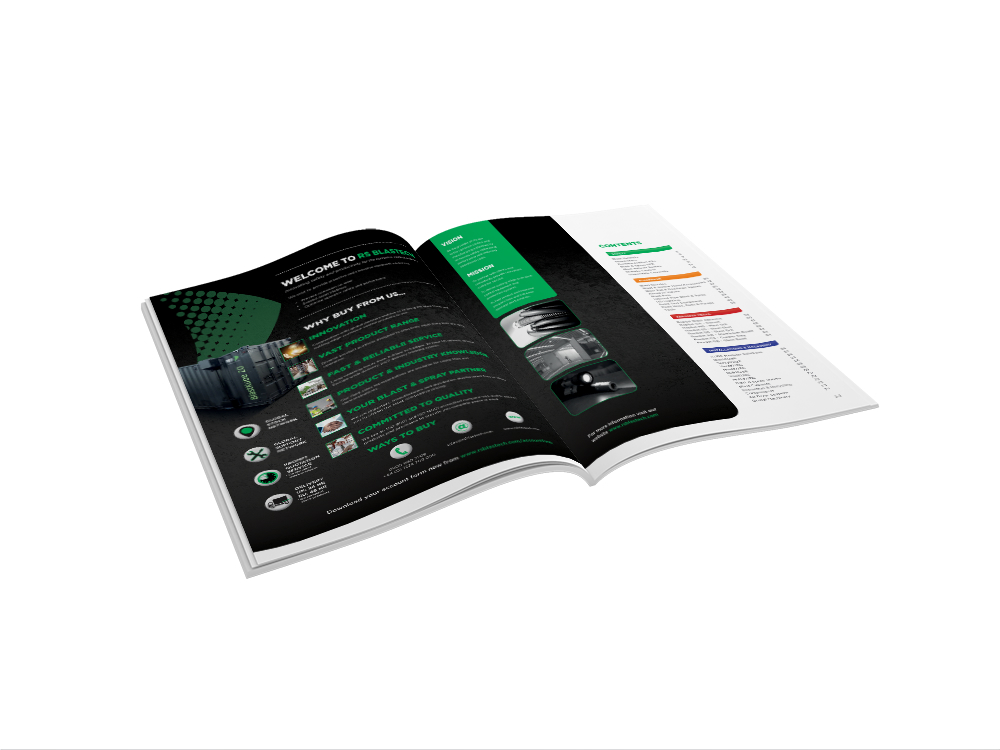 RS Blastech Launch the UK's First Comprehensive Corrosion Control Catalogue