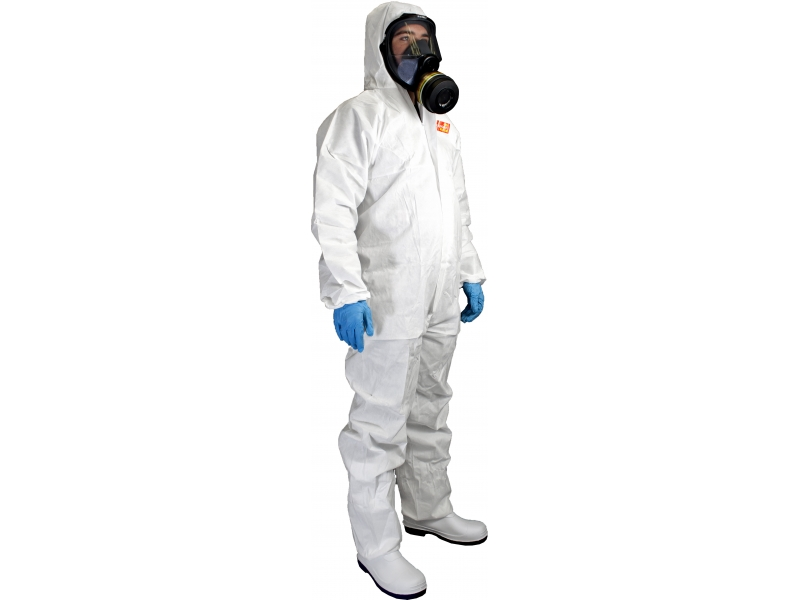 Flame Retardant Disposable Paint Coverall