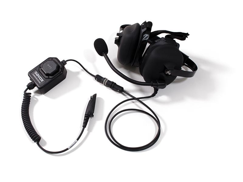 Rs Blastech Intrinsically Safe Raider High Noise Headset