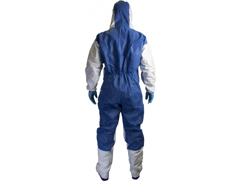 Cool Disposable Paint Suit Improved Breathability Amp Comfort