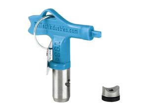 Hi-Production Airless Spray Tips & Guards