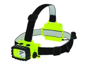 RSB Intrinsically Safe LED Headlamp