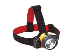 RSB Heavy Duty Intrinsically Safe LED Headlamp