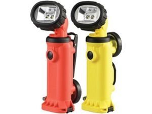 RSB Intrinsically Safe Magnetic Rechargeable LED Flashlight