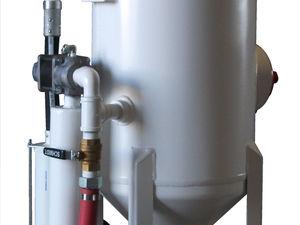 Schmidt 100 Litre Blast Pot System