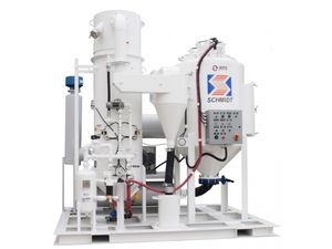Schmidt Blast and Recover System II