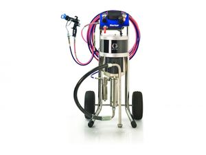 Graco Merkur Air Assisted Paint Pump