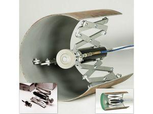 RotorSpray Internal Pipe Coating Unit