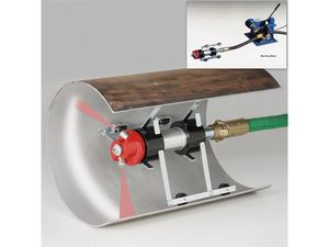 RotorBlast Internal Pipe Blasting Tool