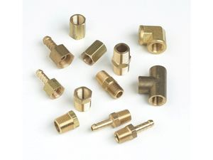 Brass Air Fittings