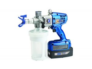 Graco X-Force HD Cordless Airless Sprayer