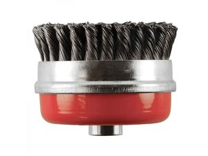 Wire Twist Knot Cup Brush