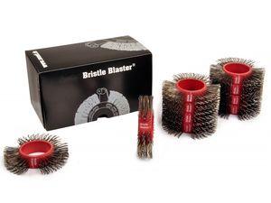 Bristle Blaster Belts - Carbon Steel