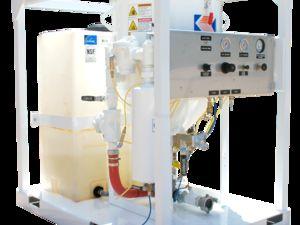 Schmidt Amphiblast Mobile Wet and Dry Blast Unit