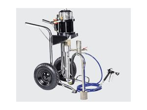 66:1 Pneumatic Airless Paint Pump