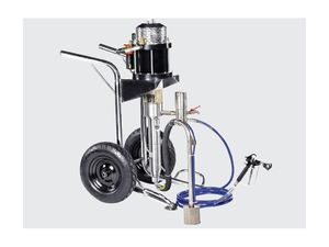 48:1 Pneumatic Airless Paint Pump