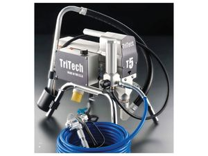 TriTech T5 Electric Airless Stand Paint Pump