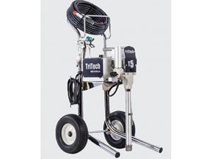 TriTech T5 Hi Cart Electric Airless Paint Pump