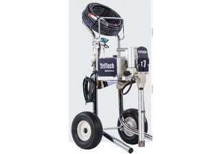 TriTech T7 Electric Airless Hi Cart Paint Pump